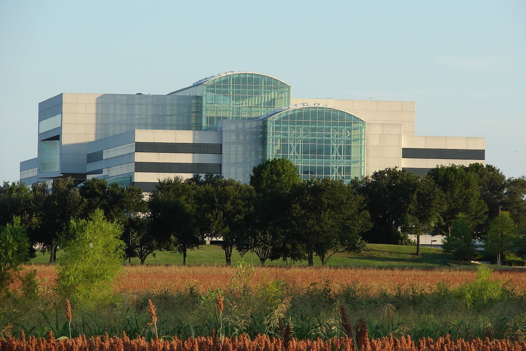 EDS HQ in Plano, TX