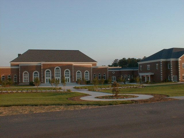 ADHS CNA Colonial Baptist - Colonial buildings
