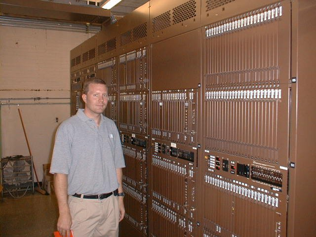 ECU - DMS100 switch with Mike Curtis